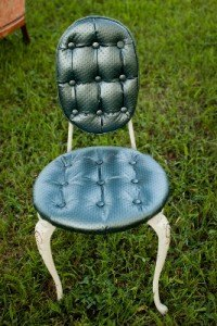 vanity chair bridal small childs chair dainty holly wood glam antique vintage rental furniture wedding dallas fort worth event