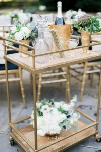 gold-dust-vintage-rentals-bar-cart-Aldredge-house-dallas-anna-smith-photography-ginger-roots-floral-chic-fleur-weddings